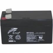 RT1213 12V 1,3 Ah Zárt ólomzselés akkumlátor (RITAR)
