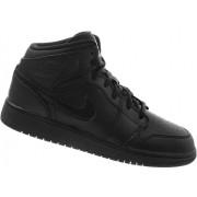 Nike Air Jordan 1 Mid BG Black