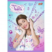 Violetta kockás füzet
