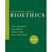Contemporary Issues in Bioethics by Professor of Philosophy and a Senior Research Scholar Kennedy Institute of Ethics Tom L Beauchamp