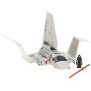 Hasbro Star Wars Transformers - Emperor Palpatine and Imperial Shuttle