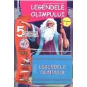 Legendele Olimpului Vol. 2 - Revista+cartonase