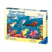 Ravensburger Ocean Life - 24 Piece Floor Puzzle by Ravensburger