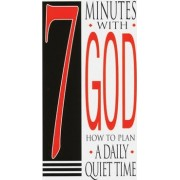 7 Minutes with God 25-Pack by Robert Foster