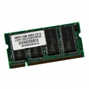 512Mo RAM PC Portable SODIMM USI U30512AAUIQ652AW20 DDR1 PC-2700S 333MHz