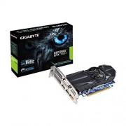 Gigabyte GTX 750 Scheda Video, VGA, 2 GB, PCIe, Nero/Blu