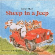 Sheep in a Jeep by Nancy E Shaw