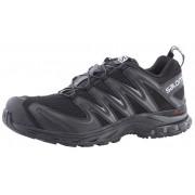 Salomon XA Pro 3D Trailrunning Shoes Men black/black/dark cloud 46 2/3 Running Schuhe