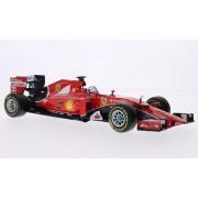 Ferrari Sf15 T, No.5, Scuderia Ferrari, Formula 1, 2015, Model Car, Ready Made, Bburago 1:18