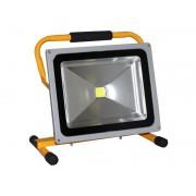Kibernetik LED Baustrahler 50 Watt, mit Traggestell