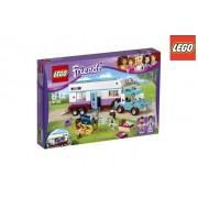 Ghegin Lego Friends Rimorchio Veter.Cavall 41125