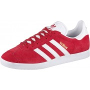 adidas GAZELLE Sneaker in rot, Größe 39 1/3