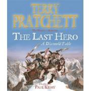 The Last Hero by Terry Pratchett