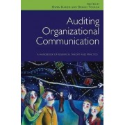Auditing Organizational Communication by Owen Hargie