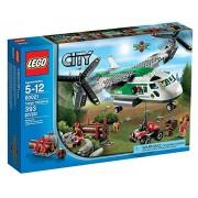 LEGO City - Aeropuerto: avión de carga con hélices (60021)