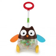 Skip Hop Explore and More Rolling Owl Push Toy