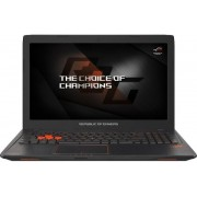 "Laptop Gaming ASUS ROG STRIX GL553VW-DM133D (Procesor Intel® Core™ i7-6700HQ (6M Cache, up to 3.50 GHz), Skylake, 15.6""FHD, 8GB, 1TB @7200rpm, nVidia GeForce 960M@4GB, Tastatura iluminata, Negru) + Tom Clancy's Rainbow Six: Siege (PC) + Set curatare Serio"
