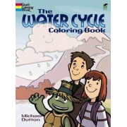 Water Cycle Coloring Book by Michael Dutton