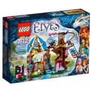 Lego elves la scuola dei dragoni di elvendale 41173