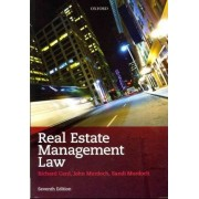 Real Estate Management Law by Richard Card