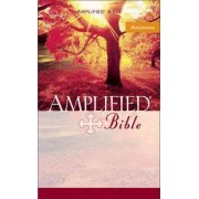 Amplified Mass Market Bible, Paperback by Zondervan