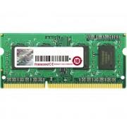 TRANSCEND-TRANSCEND - JM1600KSN-4G - MÉMOIRE POUR PC - 4 GO JM DDR3 1600 SO-DIMM CL11 2RX8-