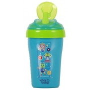 Vital Baby Toddler Straw Cup (Blue)