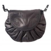 Florence Leather Market Borsetta a mezzaluna con tracolla regolabile (6139)