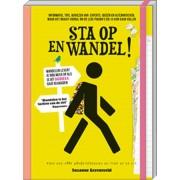 Reisdagboek Sta op en wandel! | Image Books