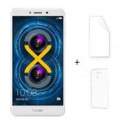 Huawei Honor 6X 4 + 64GB Dual Sim Android 6.0 Octa Core 5.5 Pulgadas FHD Oro + Protector De Pantalla + Estuche
