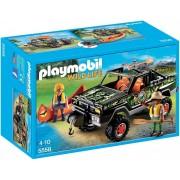 Playmobil - Adventure Pickup Truck 5558