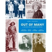 Out of Many, Volume 2: Volume 2 by John Mack Faragher