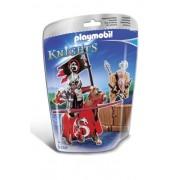 Playmobil 5358 - Cavaliere del Dragone alla Giostra Medievale