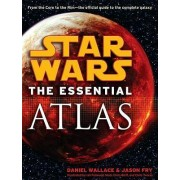 The Essential Atlas by Daniel Wallace