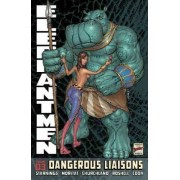 Elephantmen Volume 3: Dangerous Liaisons by Richard Starkings