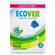 Ecover mosópor koncentrátum színes ruhához - 1200g