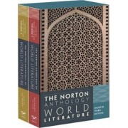 The Norton Anthology of World Literature 2 Volume Set by Byron and Anita Wien Professor of Drama Martin Puchner