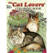 The Cat Lovers' Coloring Book by Ruth Soffer