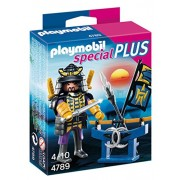 Playmobil Samurai with Stand Weapon