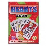 Hearts Card Game - Neighborhood Helpers Flash Cards