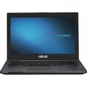 Laptop Asus B8230UA-GH0050R, 12.5 FHD Antireflexie LED, Intel Core i7-6500U, RAM 8GB DDR4, SSD 256GB, No ODD, Windows 10 Professional (64bit), Dark grey