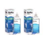 ReNu MultiPlus 2 x 360 ml avec étuis