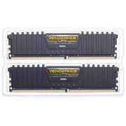 Corsair CMK16GX4M2B3000C15 Vengeance LPX 16GB (2x8GB) DDR4 3000Mhz CL15 Mémoire pour ordinateur de bureau haute performance avec profil XMP 2.0. Noir