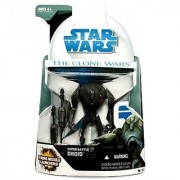 Star Wars Clone Wars Animated Action Figure No. 12 Super Battle Droid