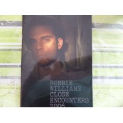Programme De Tournée De Robbie Williams Close Encounters 2006