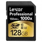 Cartão de Memória SDXC - LSD128CRBEU1000 Professional 1000x - 128GB