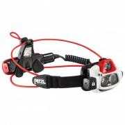 Petzl - Nao+ - Stirnlampe schwarz/grau/weiß