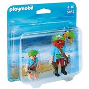 PLAYMOBIL Pirate Mates Duo Pack Building Kit