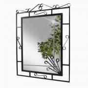 Moldura para Espelho de Ferro
