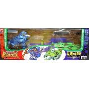Confrontaci?n Apache VS Mega Storm VS-12 Transformers Beast Wars ca??n (Jap?n importaci?n / El paquete y el manual est?n escritos en japon?s)